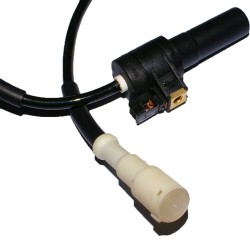 Sensor ABS 1238917 90386505 Opel Corsa B Tigra 93-01 Eje trasero ambos lados