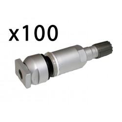 Lote x100 piezas de Kit Reparación válvula neumático TPMS 56029465AB Chrysler Jeep Dodge