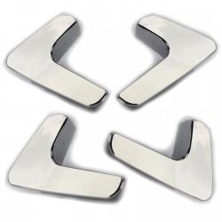 4x Poignees porte Argent Seat Ibiza III 6K1 Cordoba 6K2 1999-2002 6K5 1996-2002