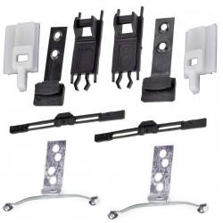 10x Sunroof repair kit 54138246027 BMW E46 1999-2003