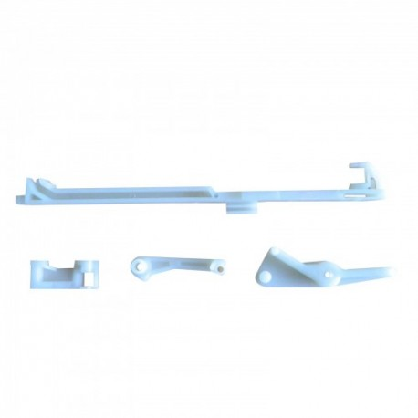 10x Kit riparazione tetto apribile 54137134516 BMW E46 2003-2006