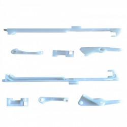 10x Kit reparation toit ouvrant 54137134516 BMW E46 2003-2006