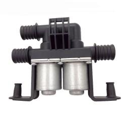 Heater valve control double solenoid 64128374995 BMW E39 E53 Land Rover