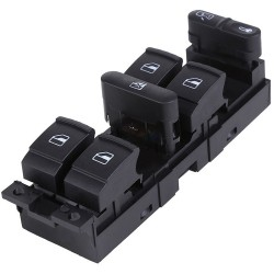 Power Window Switch 1J4959857B Audi A3 Skoda FABIA 6Y OCTAVIA 1U SUPERB 3U