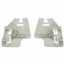 2x Clips regulateur leve-vitres avant 51337020660 BMW E46 1998-2005