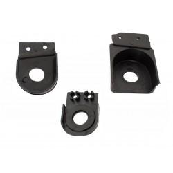 Headlamp headlight bracket tab repair kit right side 4F0998122 Audi A6, A6 Avant 2004-2011
