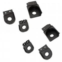 Headlamp headlight bracket tab repair kit 4F0998122 Audi A6, A6 Avant 2004-2011