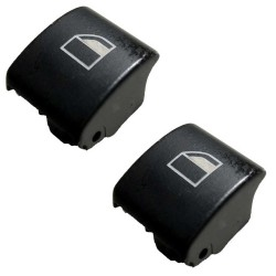 2x Window control power switch button right left BMW E46 X3 X7