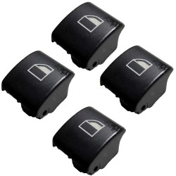 4x Window control power switch button right left BMW E46 X3 X7