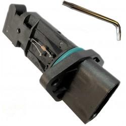 Mass Air Flow Meter Sensor MAF SKODA FABIA (6Y2) 1.9 TDI + Free Torx Key