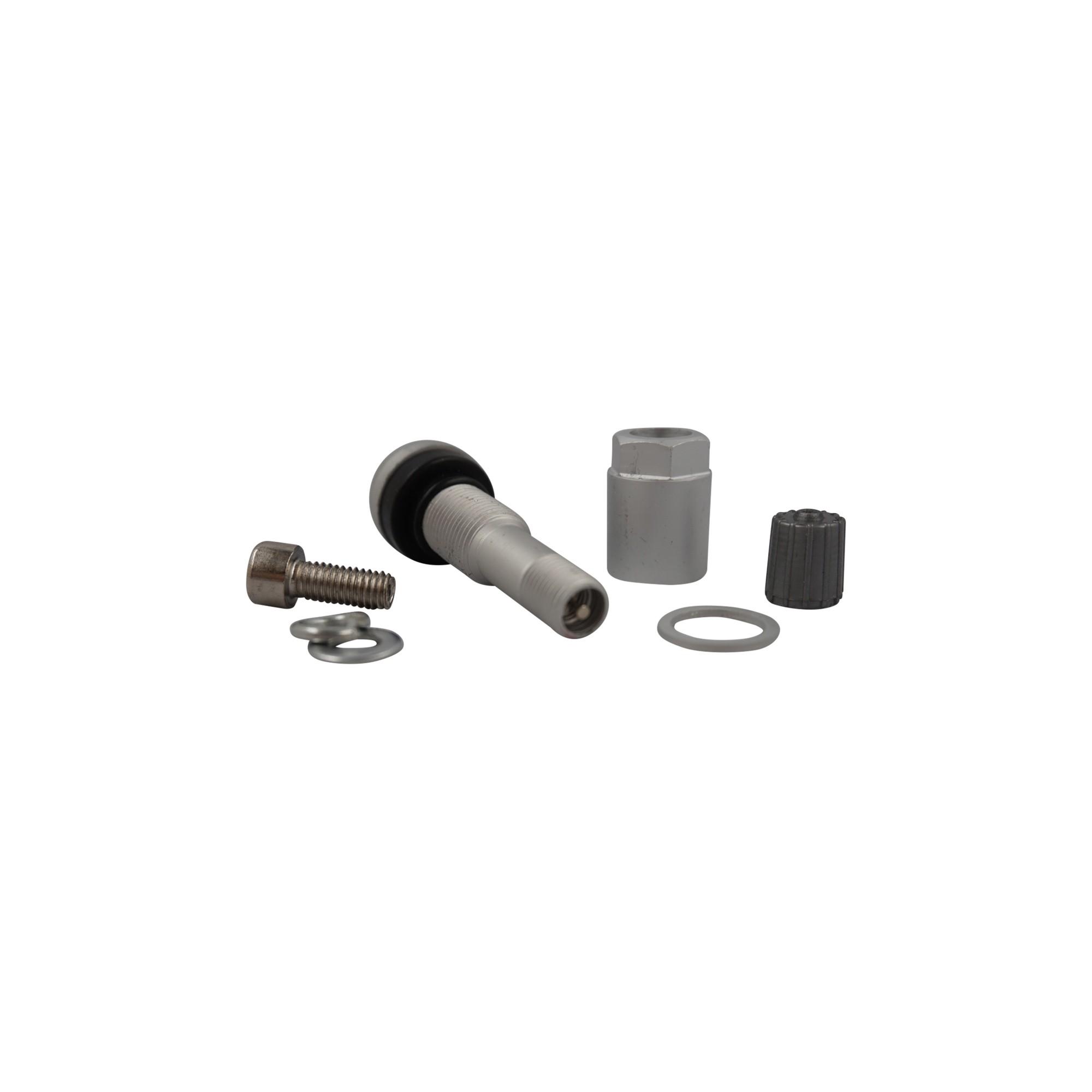 Sensor de la presión del neumático válvula vástago BERU TPMS Kit De Reparación Audi A4 A6 A8 Q7 R8