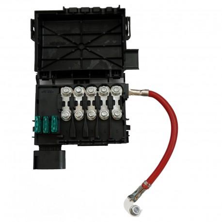 jetta battery fuse box battery fuse box 1j0937550a vw beetle golf jetta audi a3 seat leon  battery fuse box 1j0937550a vw beetle