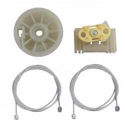 Kit reparacao vidros eletricos traseiro esquerdo Opel Meriva 2003-2015