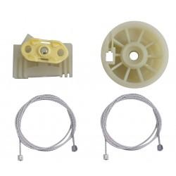 Kit reparazione regolatore finestra posteriore destra Opel Meriva 2003-2015