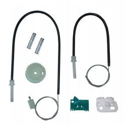 Kit de reparación de elevalunas eléctrico Delantero Derecho 46751438 FIAT DOBLO