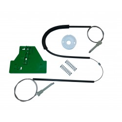 Kit de reparación de elevalunas eléctricos Trasero Izquierdo 8E0839461C Audi A4/S4 (B6/B7) SEAT Exeo