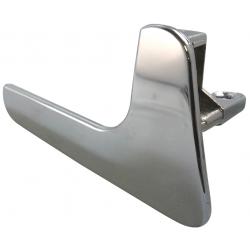 Door lever right silver chrome 6K0837114A Seat Cordoba 1996-2002 Ibiza 1999-2002