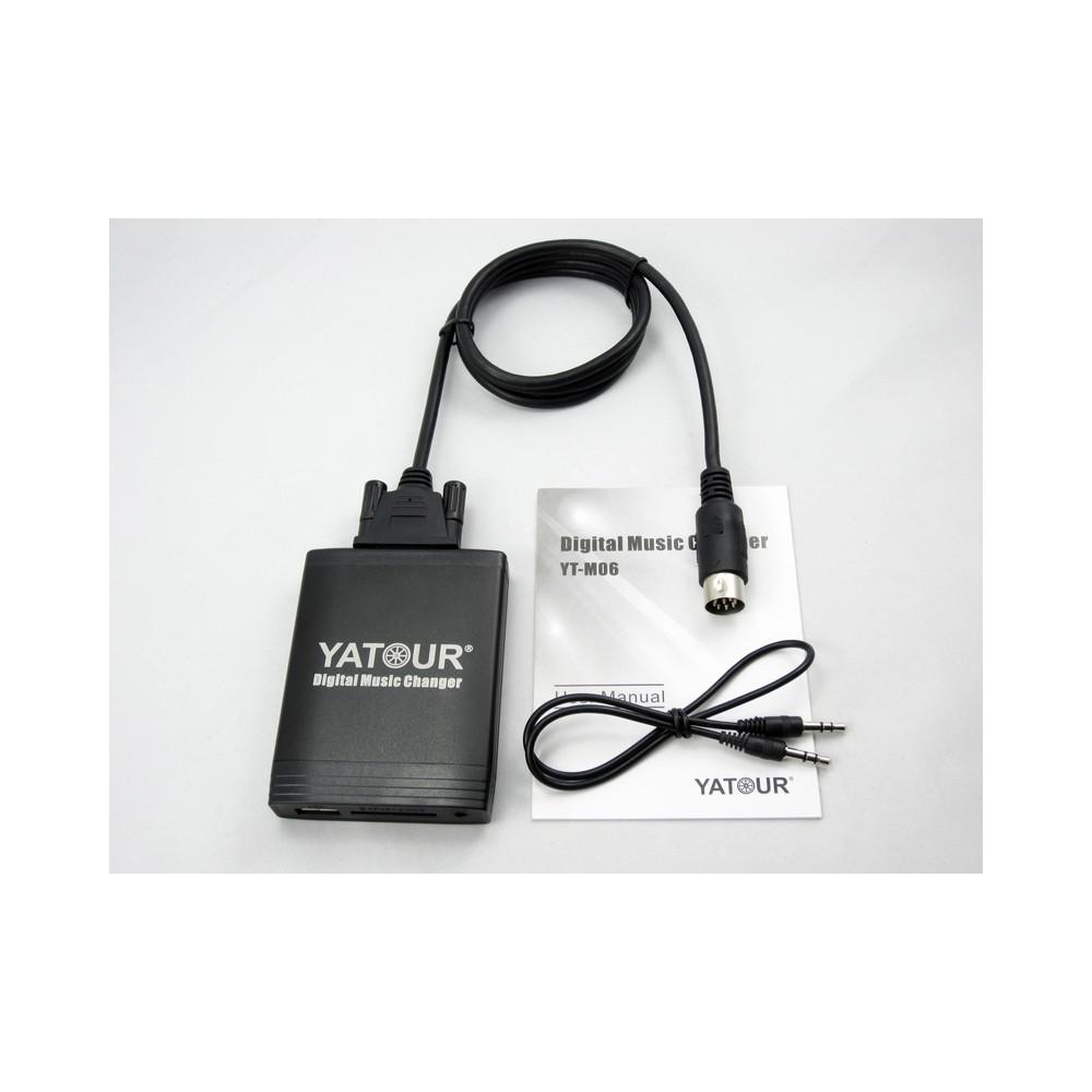 Module Yatour YTM06HYU8 Radio USB HYUNDAI Sonata Tucson Coupe Accent