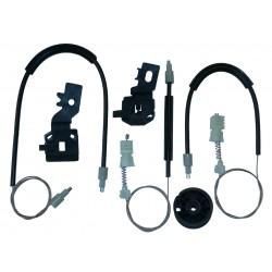 Kit de reparación de elevalunas eléctricos Delantero Derecho 80770JD00A Qashqai +2 (J10, JJ10)