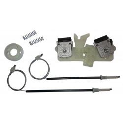Kit de reparación de elevalunas eléctrico delantero izquierdo 1633102 FORD FIESTA VI 2008-2012