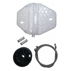 Kit de reparación de elevalunas eléctrico delantero derecho 6001547150 DACIA Logan