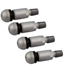 Lote x4 piezas de Kit Reparación válvula neumático rueda TPMS Audi VW BMW Mini