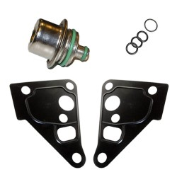 Fuel Pressure Regulator + Rebuild Gasket Kit Land Rover Discovery Defender TD5