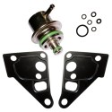 Fuel Pressure Regulator 4 Bar + Rebuild Gasket Kit Land Rover Defender Discovery TD5